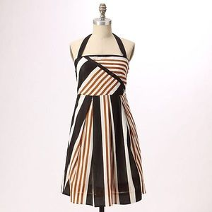 Anthropologie Moulinette Soeurs Edges Angles Dress